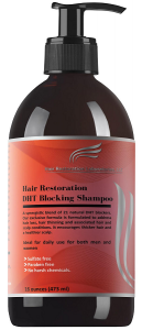 Hair loss dht shampoo